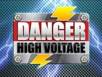Danger High Voltage logo