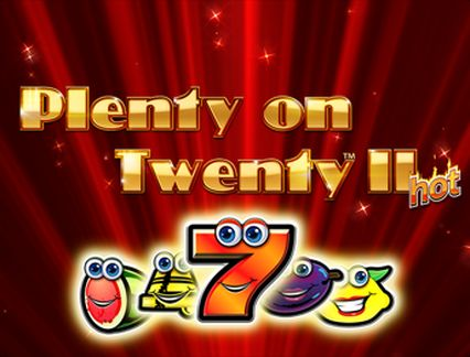 Plenty on Twenty II hot