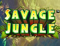 Savage Jungle logo