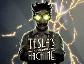 Nikola Tesla's Incredible Machine logo