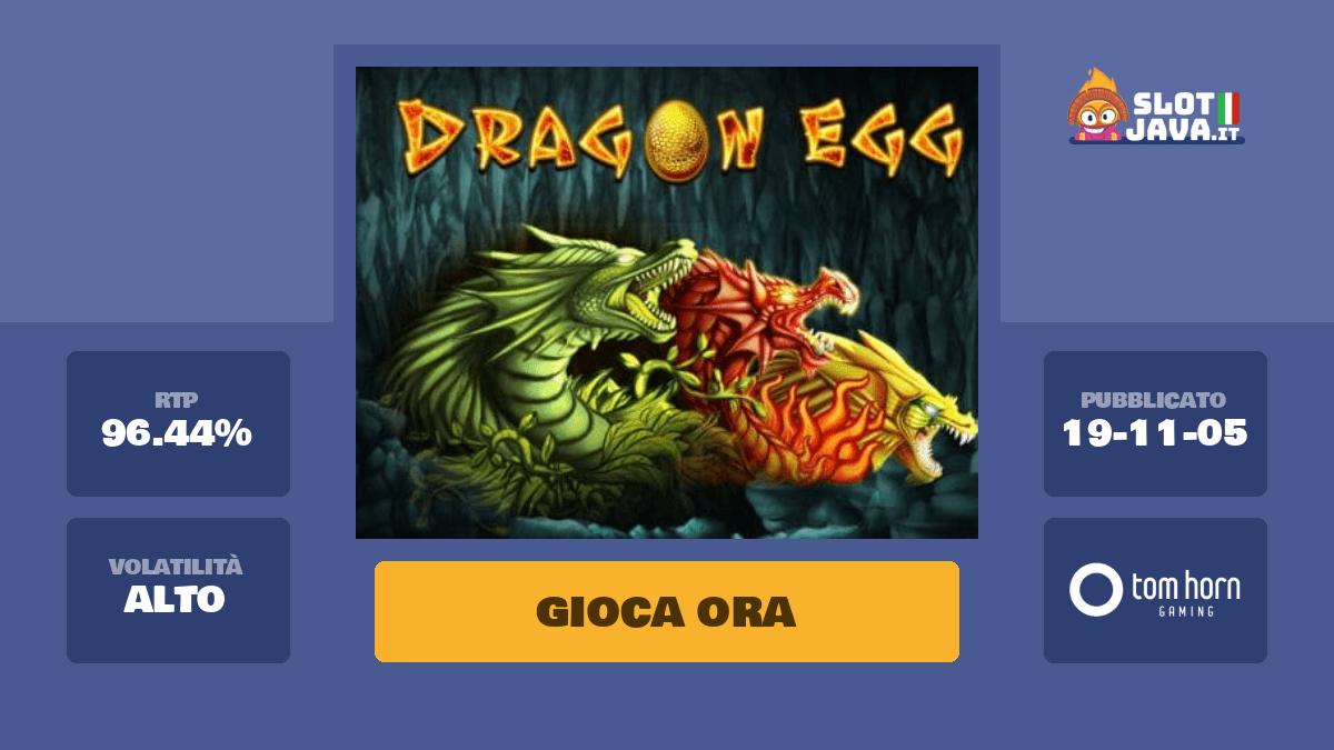 Dragon Egg Slot Machine