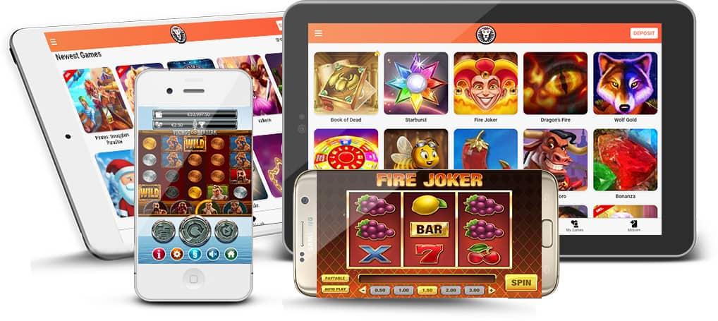 Migliori giochi di slot per mobile.