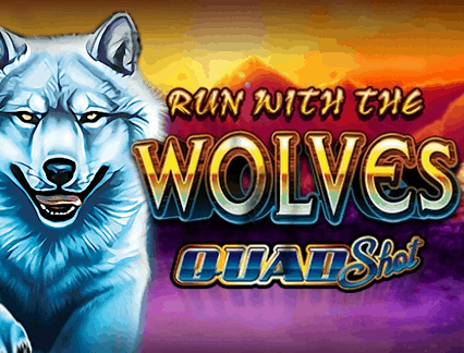 Run with the Wolves Quad Shot