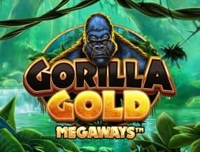 Gorilla Gold Megaways logo