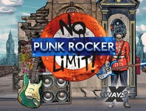 Punk Rocker logo