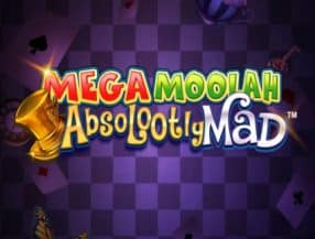 Absolootly Mad Mega Moolah logo