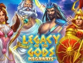 Legacy of the Gods Megaways logo