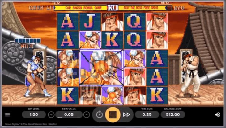 Slot Street Fighter 2: Starcasinò rinnova l'esclusiva