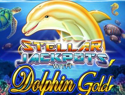 Spiele Stellar Jackpots With Dolphin Gold - Video Slots Online