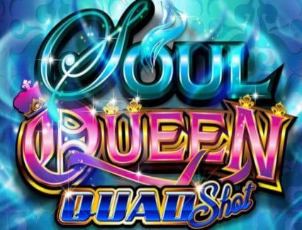 Soul Queen Quad Shot Slot Machine