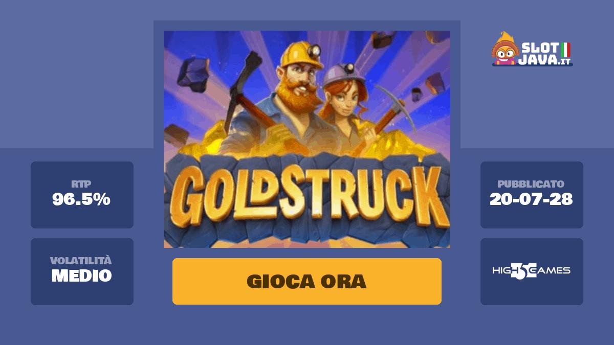 Goldstruck Slot Machine