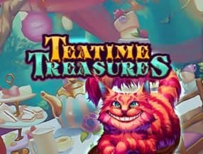 Teatime Treasures logo