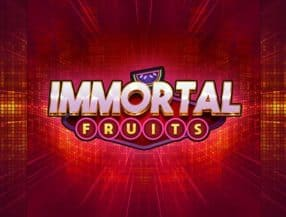 Immortal Fruits logo