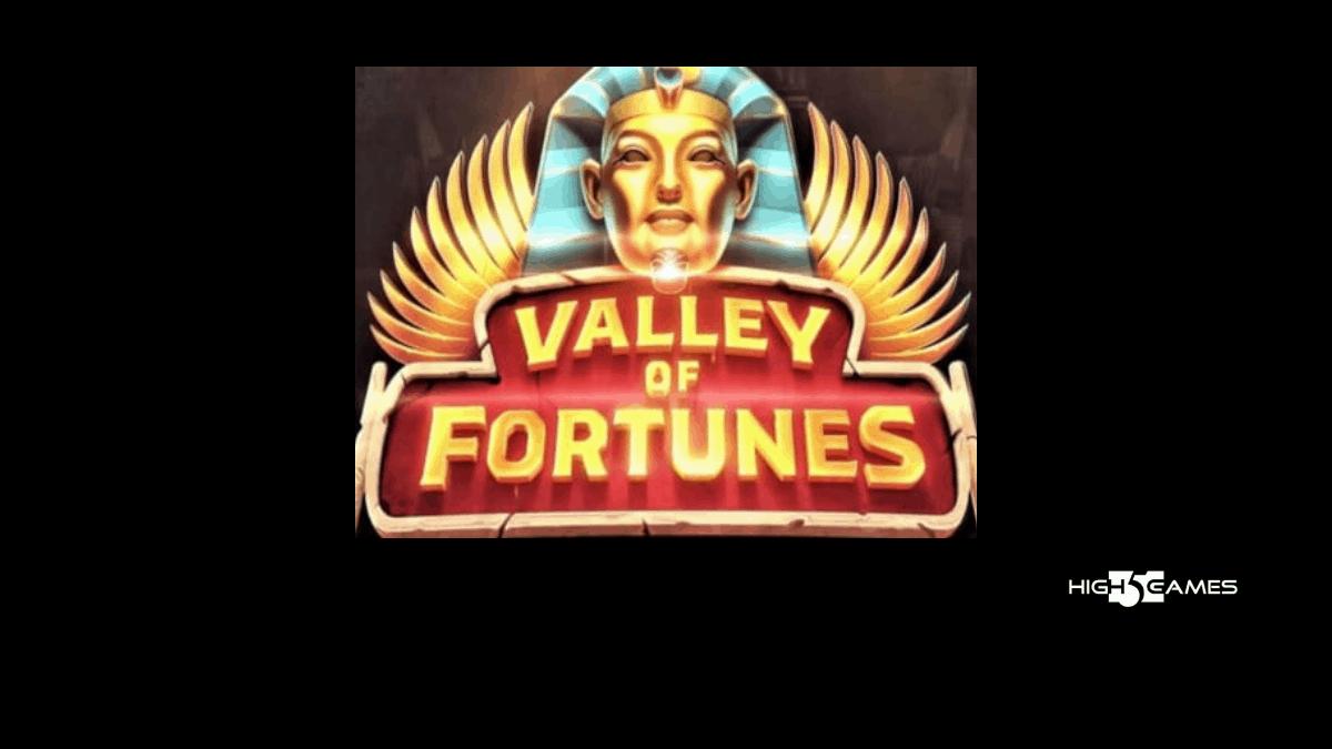 Valley Of Fortunes Slot Machine