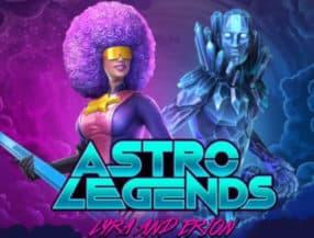 Astro Legends: Lyra and Erion logo