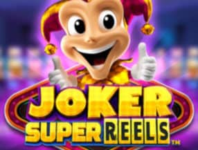 Joker Super Reels logo