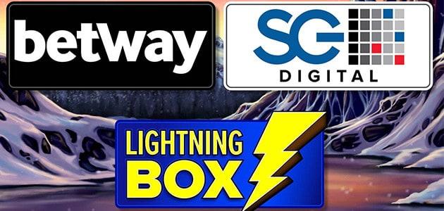 Lightning Box si espande con l'accordo sui contenuti di Betway